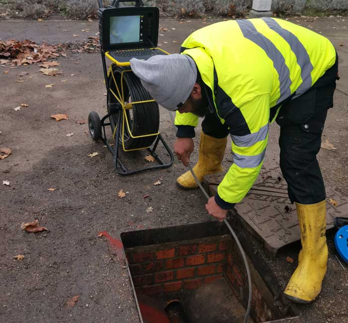 CCTV Drain Surveys